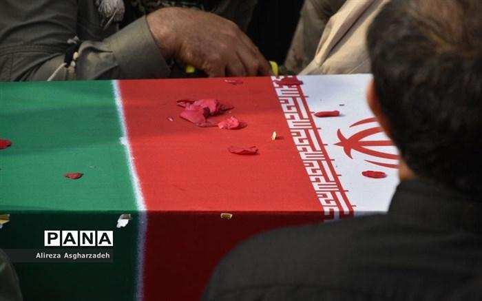 دو مرزبان ایرانی به شهادت رسیدند