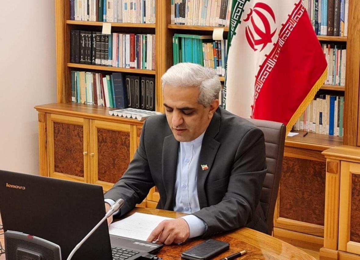 خبرنگاران دهمین نشست کمیسیون اقتصادی ایران و اتریش در آینده نزدیک برگزار می شود