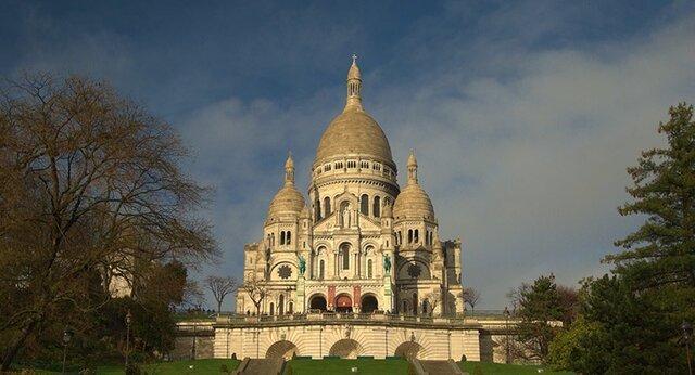 سکره کر قلب مقدس پاریس
