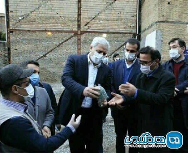 اعلام کشف 300 شی تاریخی در کاوش محله سرچشمه گرگان