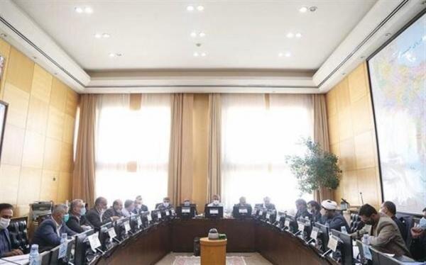 بررسی بودجه وزارت کشور در سال 1400 در کمیسیون شوراها