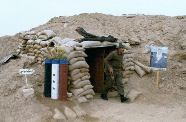ماجرای خودزنی سرباز بعثی در جمع اسرای ایرانی