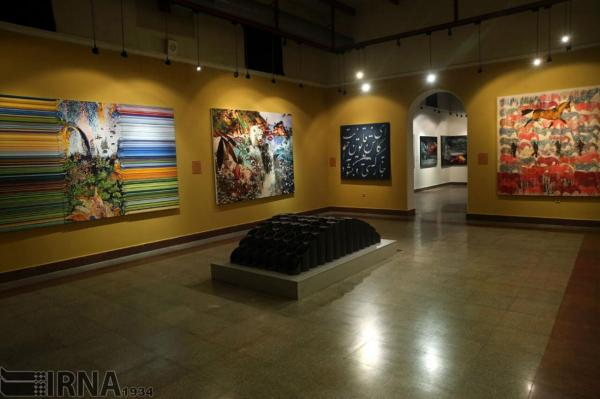 خبرنگاران نمایشگاه مجازی هنرهای تجسمی خوزستان برگزار گردید
