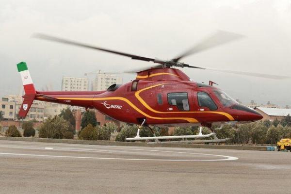 بالگرد صبا 248 در کشور تکمیل شد، تولید موتورهای هوایی در کشور