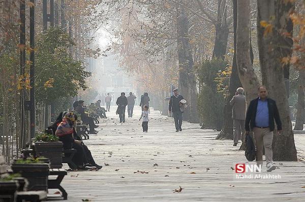 آلودگی کشنده هوا، نفس تنگی مردم، بی خیالی دولت و مجلس و دیگر هیچ...