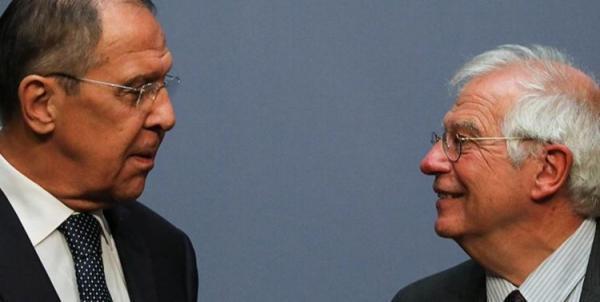 مسکو و اتحادیه اروپا درباره برجام رایزنی می نمایند