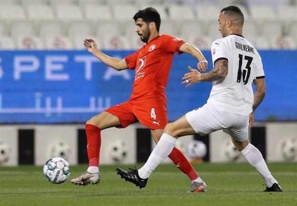 لیگ ستارگان قطر، پیروزی تیم خلیل زاده برابر یاران منتظری، شکست العربی با وجود پاس گل های محمدی