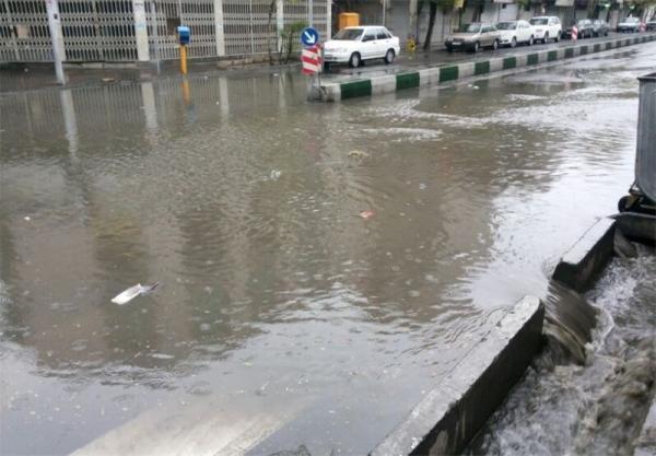 بهره برداری از کانال جمع آوری و راهنمایی آب های سطحی مدائن
