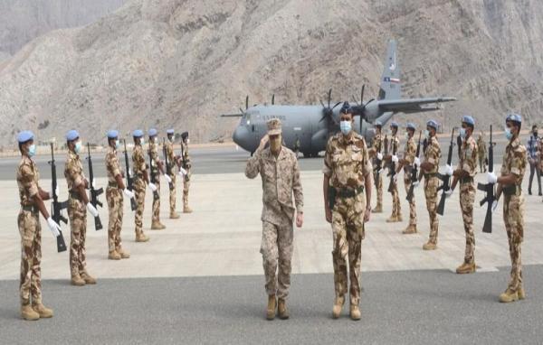عمان و آمریکا درباره امنیت دریایی گفت و گو کردند