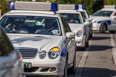 ارسال بیش از 32 هزار پیامک به رانندگان خاطی طرح کرونا
