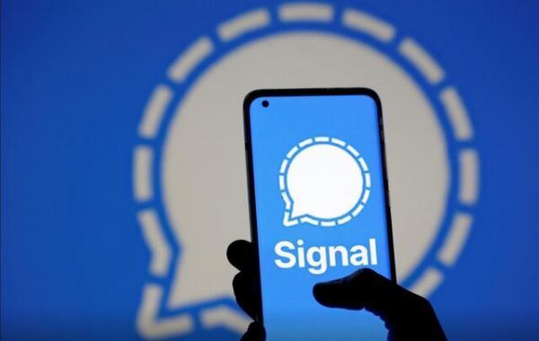 سیگنال در چین مسدود شد