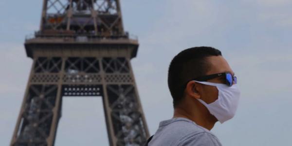 فرانسه برای مقابله با کرونا محدودیت های سختگیرانه تر اعمال می نماید خبرنگاران