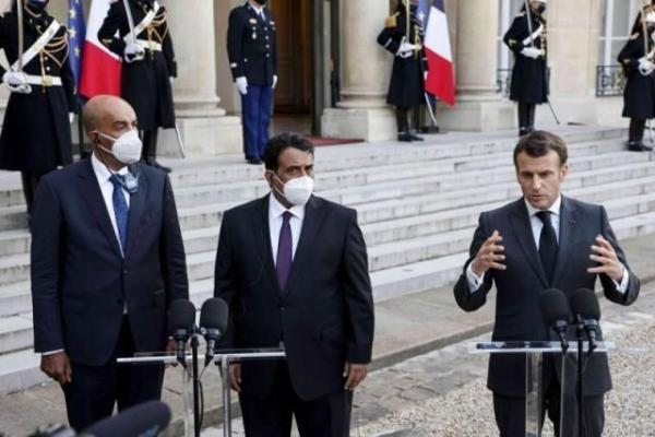 خبرنگاران مکرون فرانسه را تعطیل کرد