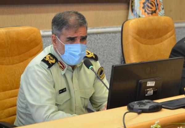 خبرنگاران سرقت های نوروزی در کرمانشاه سه درصد کاهش یافت