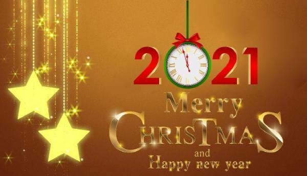 مجموعه پیام تبریک کریسمس 2021 جدید، به همراه آرزوهای خوب