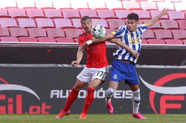 لیگ برتر پرتغال، تساوی پورتو در خانه بنفیکا