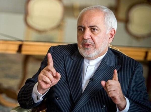 ظریف با مذاکره کننده ارشد دولت نجات ملی یمن دیدار کرد