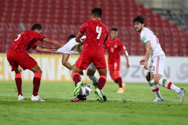 باید به بازی با هنگ کنگ مثبت نگاه کنیم، توصیه کلیدی مقابل بحرین