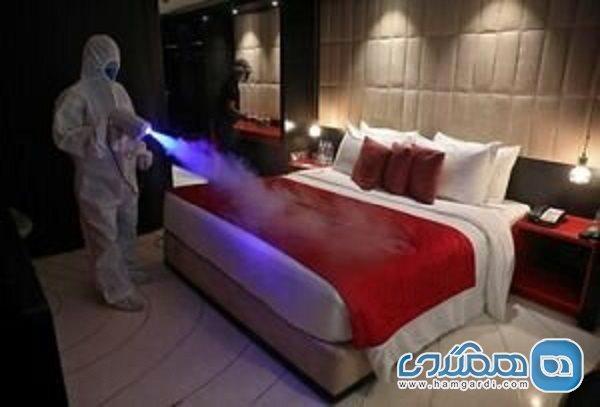 قرنطینه مسافران در هتل های فرودگاهی