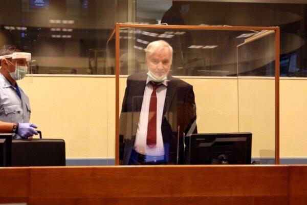 قصاب سربرنیتسا برای آخرین بار دادگاهی می گردد