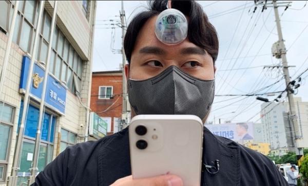 جنگ با زامبی های گوشی های هوشمند به وسیله چشم سوم!