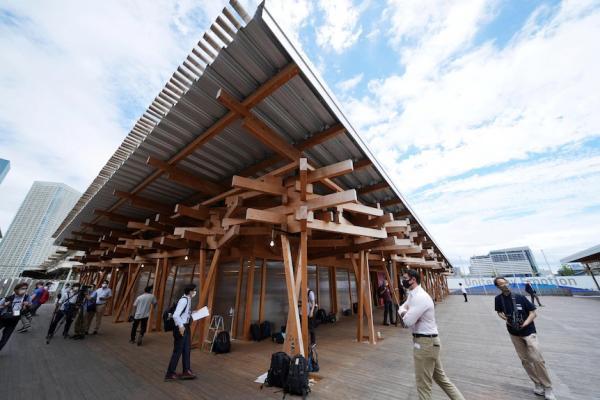 دهکده بازی های المپیک 2020 توکیو، طراحی مینیمال به سبک ژاپنی ها