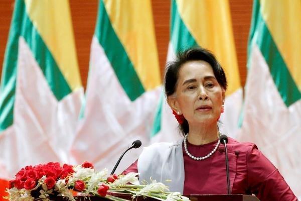 درخواست سازمان ملل از ارتش میانمار برای آزادی آنگ سان سوچی