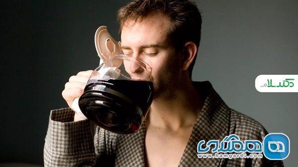 آیا می توان با معده خالی قهوه نوشید؟