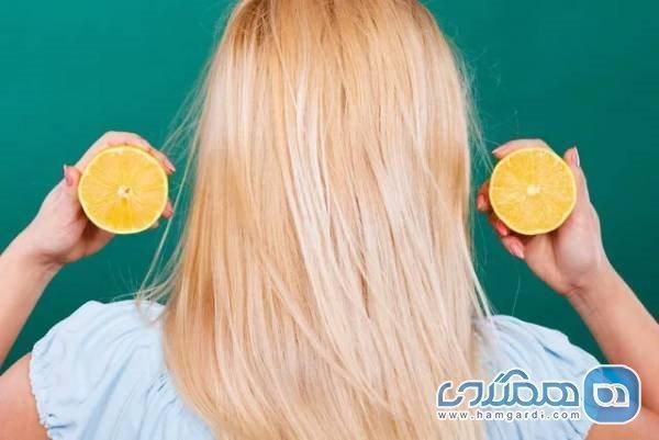 استفاده از لیمو برای رشد و تقویت موهای سر