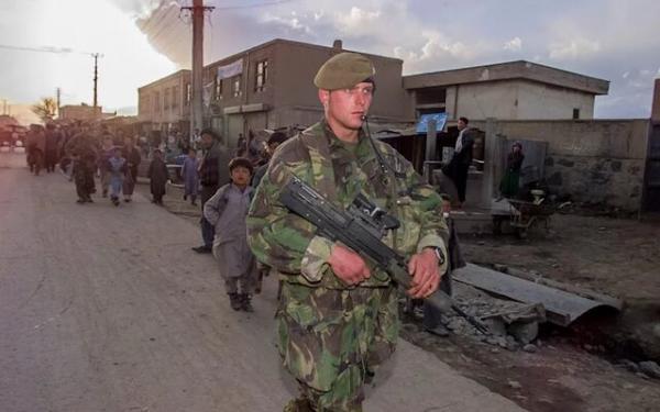 نیروهای ویژه انگلیس احتمالا در افغانستان بمانند
