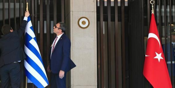 هشدار ترکیه به یونان؛ دنبال نگرش های توسعه طلبانه نباشید