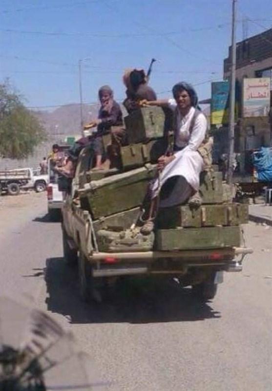 کنترل ارتش یمن بر شهر راهبردی بیحان حقله ارتباط مأرب و شبوه