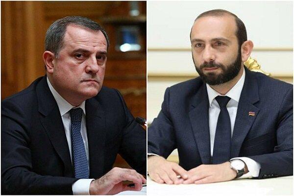 تور ارمنستان ارزان: گوترش با وزرای خارجه جمهوری آذربایجان و ارمنستان ملاقات کرد