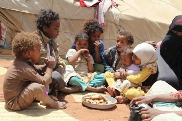 مرگ بیش از هزار نفر در هر هفته بر اثر گرسنگی در یمن